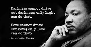 Image result for martin luther king quotes darkness