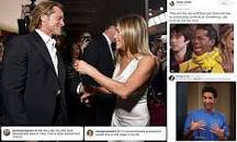 Image result for free brad and jennifer photo