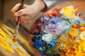 Image result for oil paint photo