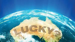Image result for australia lucky country